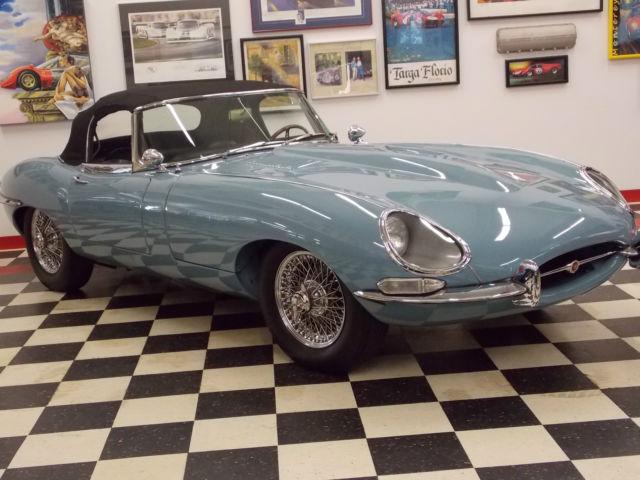 1963 jaguar xke e-type 3.8l ots for sale: photos, technical