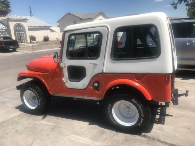 1963 Jeep Willys 2 DOOR TRUCK