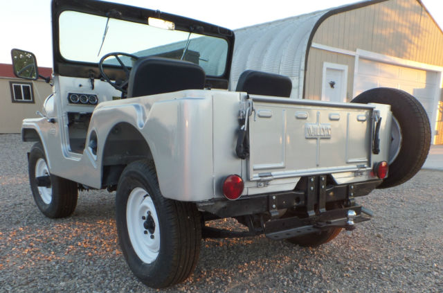 1963 jeep willys cj5 for sale  photos  technical