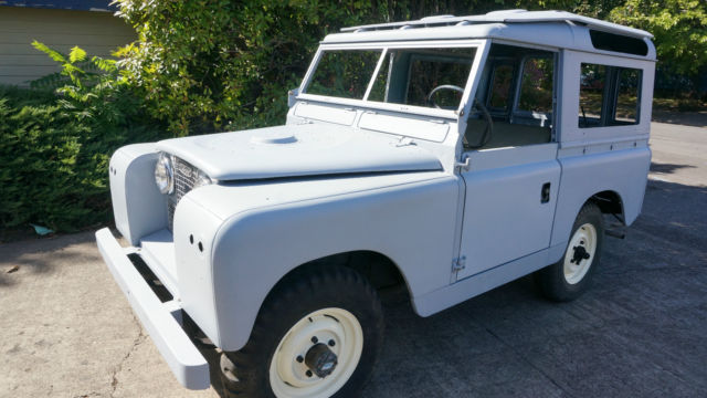 1963 Land Rover Other