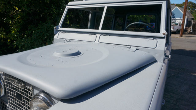 1963 Land Rover Series Iia 88 Quot Station Wagon For Sale