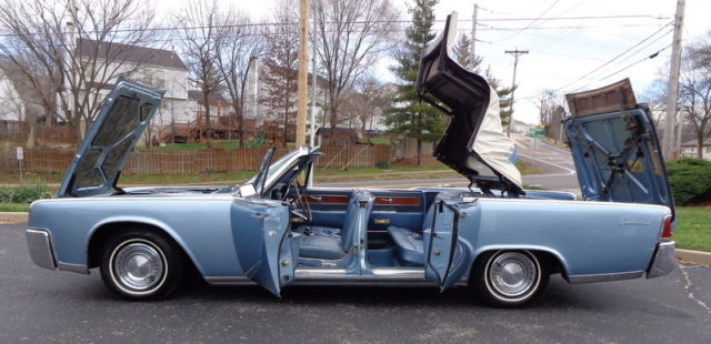 1963 lincoln continental suicide door convertible one of. Black Bedroom Furniture Sets. Home Design Ideas