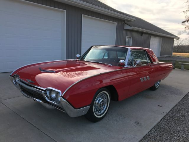 1963 M Code Thunderbird For Sale Photos Technical Specifications