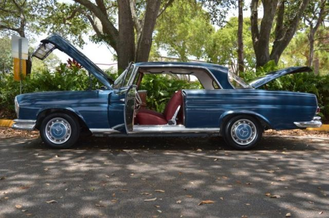 1963 mercedes benz 220se w111 for sale photos technical for 1963 mercedes benz 220s for sale