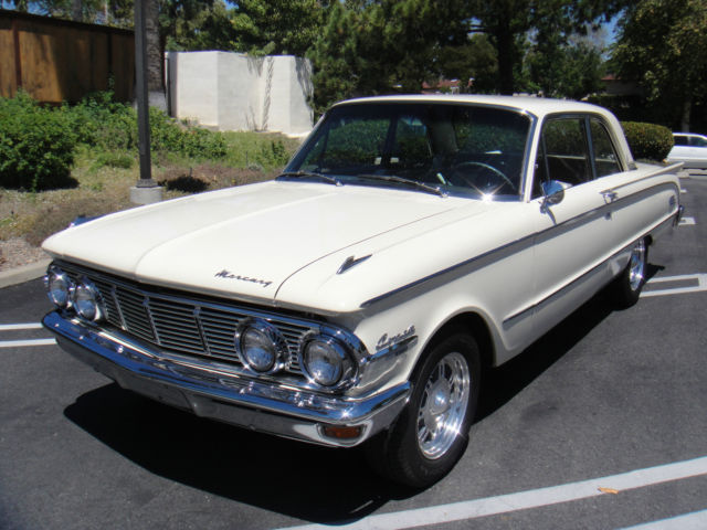 1963 Mercury Comet Ford Fairlane Falcon Mustang Factory