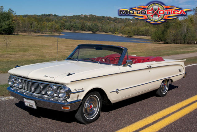 1963 mercury comet bucket seats autos post - Convertible center ...