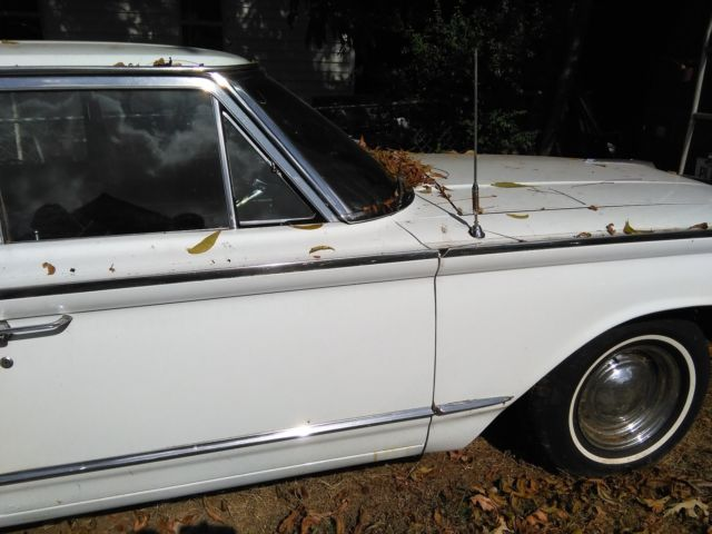 1963 Mercury Monterey 4 Door Sedan