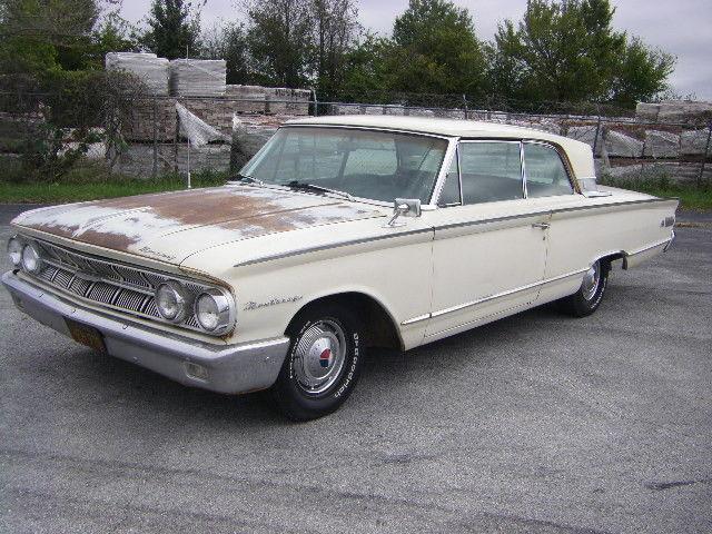 1963 Mercury Monterey S-55 Breezeway 2 Door Hardtop  390
