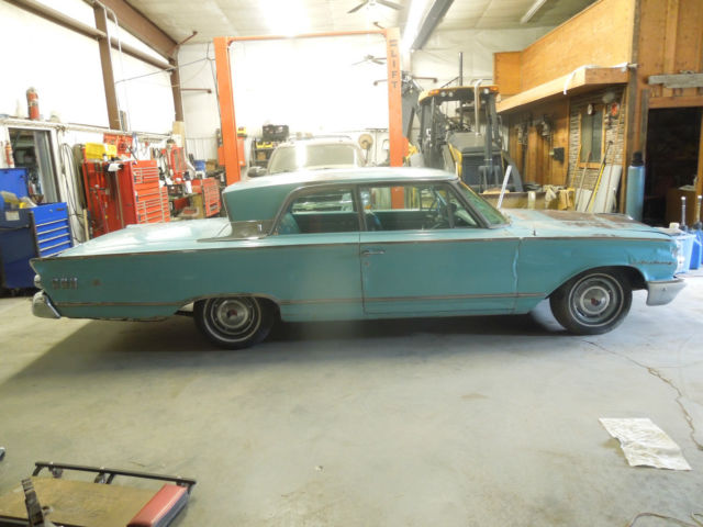 1963 Mercury Monterey THIS