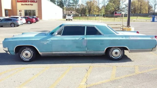 1963 Oldsmobile Ninety-Eight