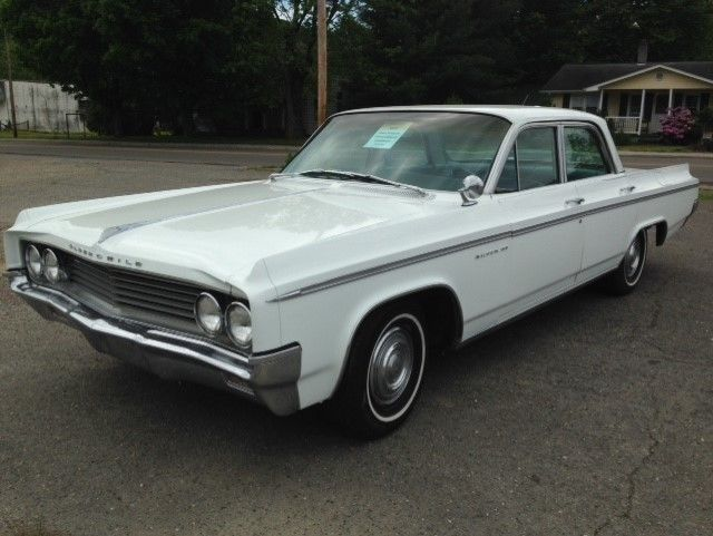 1963 Oldsmobile Eighty-Eight