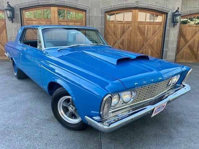 1963 Plymouth BELVEDERE MAX WEDGE NO RESERVE