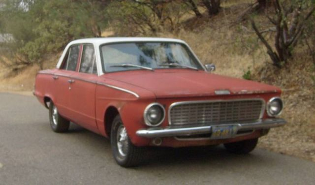1963 Plymouth Other Valiant V200
