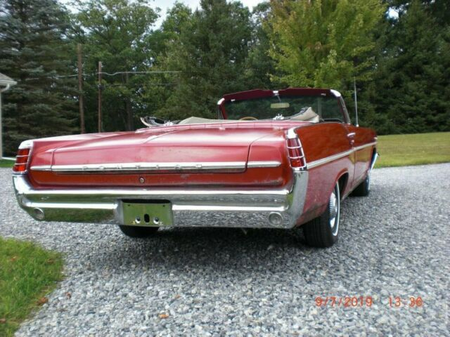 Audi Sioux Falls >> 1963 Pontiac Catalina Convertible for sale: photos, technical specifications, description