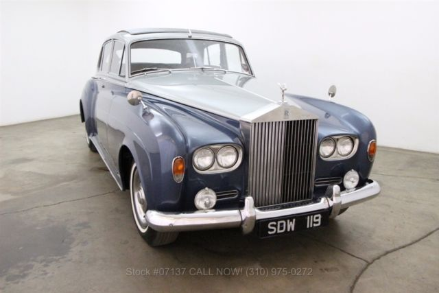 1963 Rolls-Royce Silver Cloud III Right Hand Drive