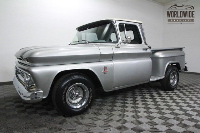 1963 Chevrolet C10 RESTORED DRIVER. CRATE V8! PS AND PB! AUTO!