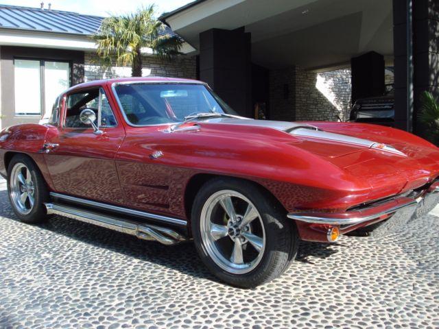 Image gallery 64 stingray for 1964 split window corvette