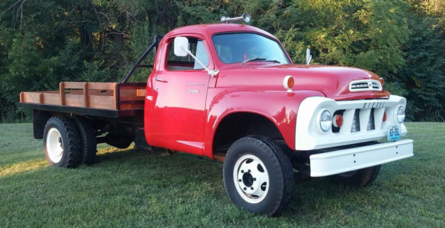 Diesel Pickup Trucks For Sale >> 1963 Studebaker Diesel Truck For Sale Photos Technical