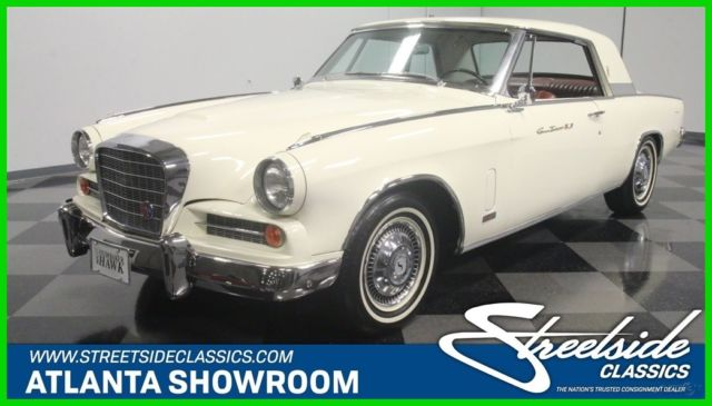 1963 Studebaker Gran Turismo Supercharged R2