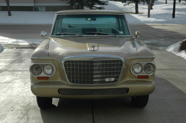 1963 Studebaker Regal Lark