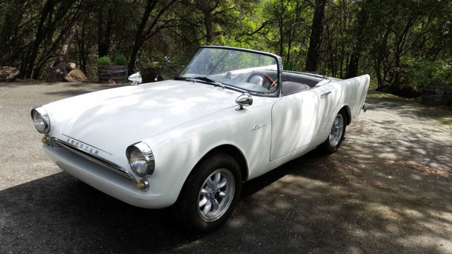 1963 Other Makes Sunbeam Alpine