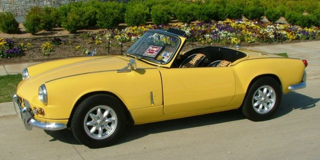 Classic Triumph Other 1963 For Sale: 1963 Triumph Spitfire Mark 1 Customized/restored For Sale