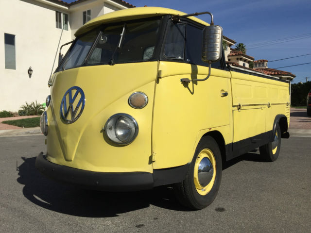 1963 Volkswagen Bus/Vanagon 2 DOOR