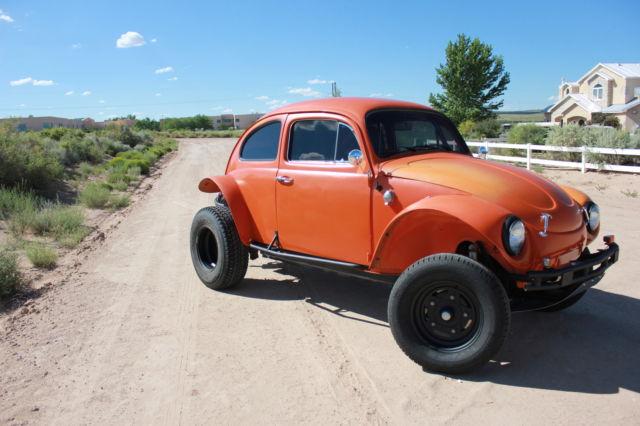 1963 Volkswagen Classic Beetle Baja Bug Vw Antique For