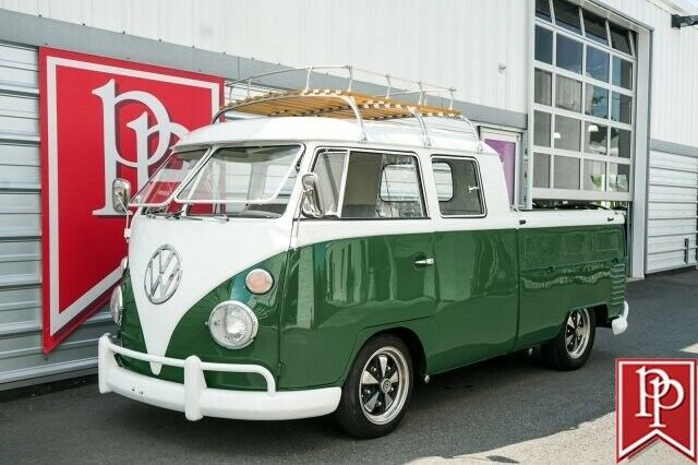 1963 Volkswagen Other Double-Cab Transporter