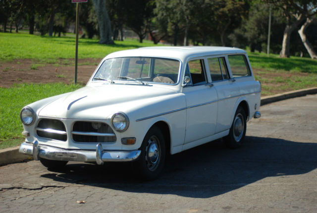 1963 volvo 122 amazon wagon runs good no reserve for sale photos technical specifications. Black Bedroom Furniture Sets. Home Design Ideas
