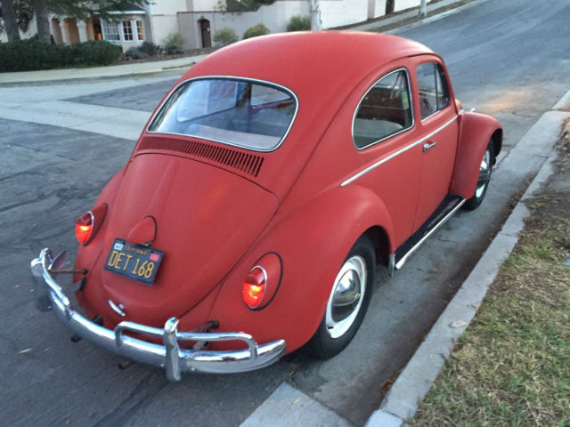 vw beetle  clean original stock classic turn key  sale  technical