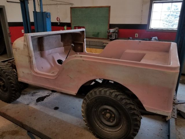 1963 Willys
