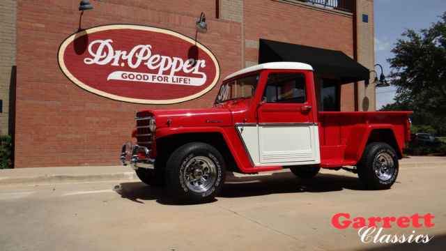 1963 Willys 4-75 Pickup Jeep