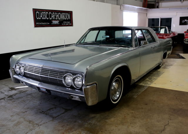 1963 Lincoln Continental None
