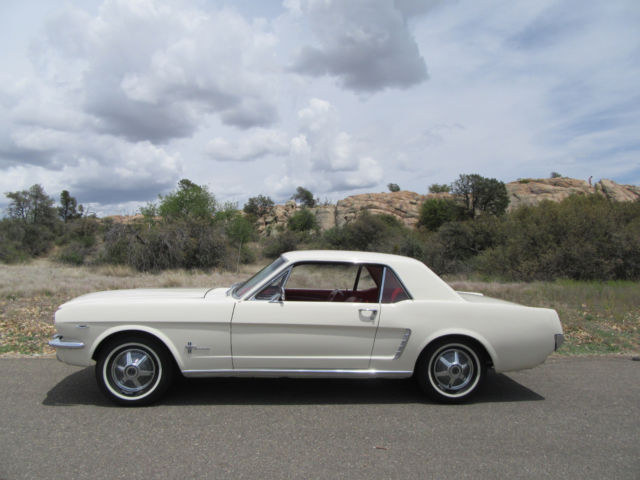 1964 Ford Mustang 289 4 speed