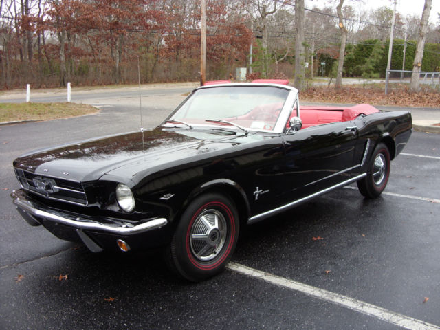 1964 Ford Mustang  very early mustang convertible