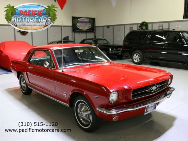 1965 Ford Mustang D-Code