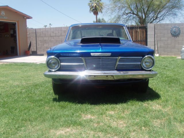 1964 Plymouth Other black