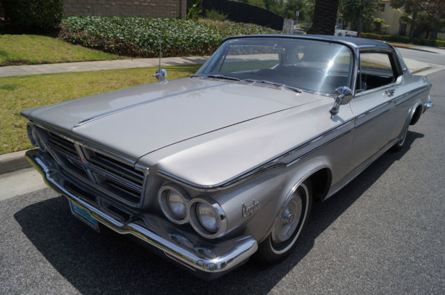 1964 Chrysler 300 Series LIMITED EDITION 'SILVER 300' COUPE