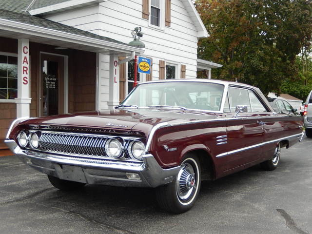 1964 Mercury Marauder Montclair Fastback Hardtop * Original Survivor