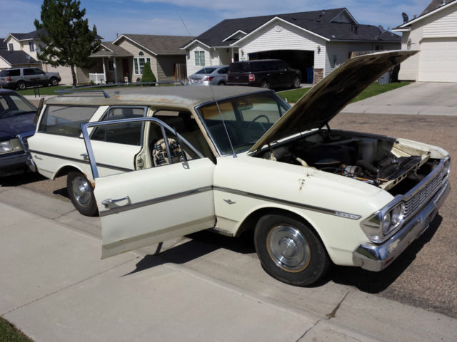 1964 AMC Other 660 cross country cassic