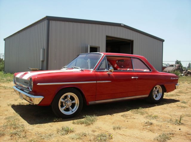 American Auto Sales Little Rock: 1964 AMC Rambler American 440 Series Streetrod For Sale