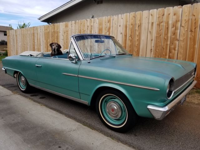 1964 AMC Rambler 440 GREAT TOP DOWN FUN FOR A GREAT PRICE