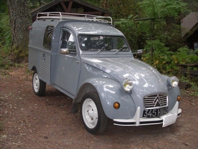 1964 Citroen Other series A