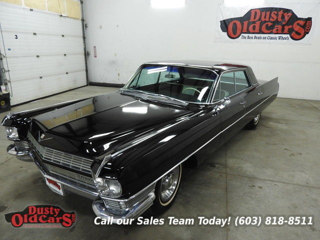 1964 Cadillac DeVille Runs Drives Body Int Vgood 429V8 Auto