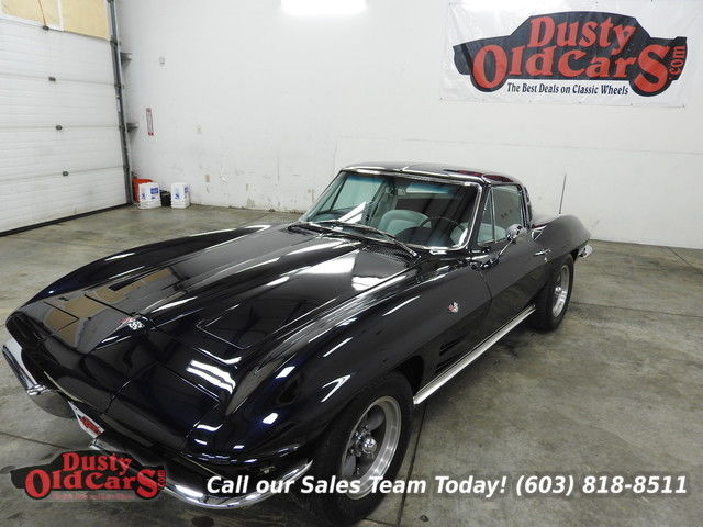 1964 Chevrolet Corvette Runs Drives Body Inter Excel MNum 365HP