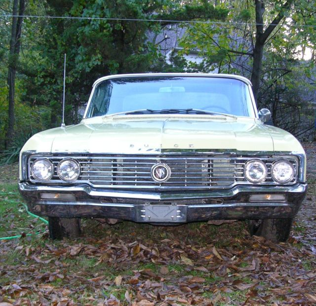 Buick Cars For Sale: 1964 BUICK ELECTRA 225 CONVERTIBLE BARN FIND IN EXCELLENT