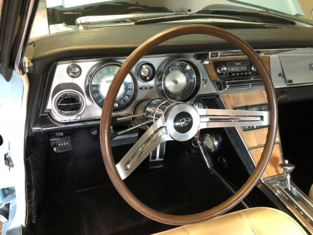 1964 Buick Riviera rare Super Wildcat 2x4 engine matching
