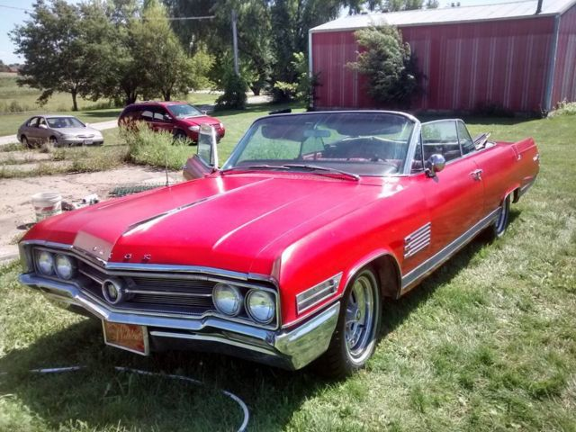 North Liberty Buick >> 1964 Buick Wildcat Ragtop Convertible Base 7.0L for sale: photos, technical specifications ...
