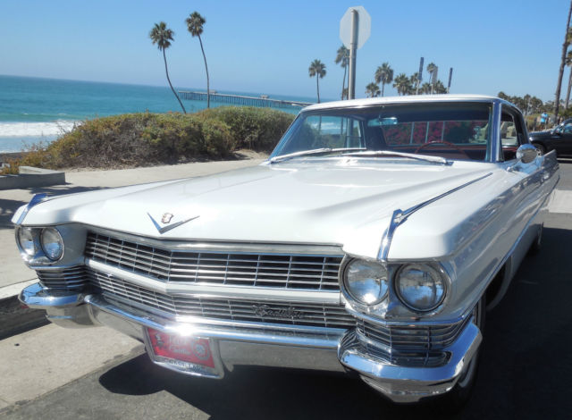 1964 cadillac coupe de ville restored 429 v8 matching for 429 cadillac motor for sale